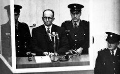 New TV drama tells story of 1960s Nazi criminal Eichmann trial - http://www.warhistoryonline.com/war-articles/new-tv-drama-tells-story-of-1960s-nazi-criminal-eichmann-trial.html