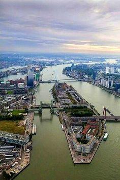 Rotterdam - Maas - Noordereiland