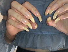 Long Nails, Beautiful, Natural Nails