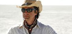 Botswana cowboy