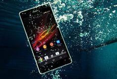 Sony Xperia ZR Smartphone Doubles as an Underwater Camera - PetaPixel