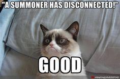 Grumpy Cat League of Legends