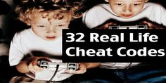 32 Real Life Cheat Codes That Will Change Your Life,,Life Cheat Codes