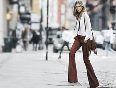 cold shoulder fashions with jeans for women - Google Search