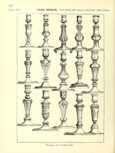 An historical guide to French interiors, furnit. Detail Architecture, Architecture Concept Drawings, Watercolor Architecture, Temple Architecture, Classic Architecture, Interior Architecture, Furniture Styles, Furniture Design, Pillar Design