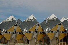 Caleidoscopic home in Rotterdam
