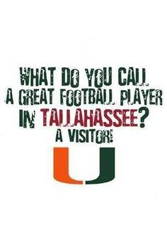 All about The U!