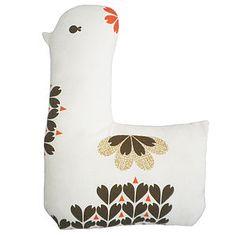 Cream Lotta Cushion - cushions