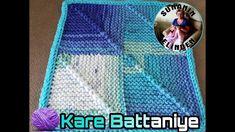 Knitting Pattern, Slide Knitting, How To - Knitting Stiches, Knitting Videos, Baby Knitting, Laddu Gopal, Knitted Blankets, Samba, Ladybug, Knit Crochet, Stitch