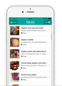 Olio – an app to help food find a new home   Garden and Gardener