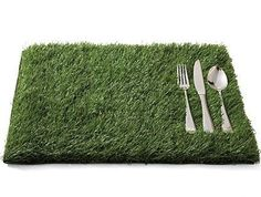 grass placemat martha stewart - Google Search