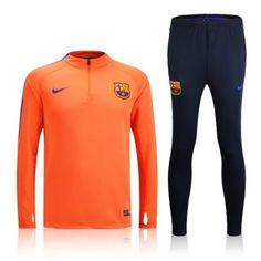 2f110b9ce02ea Chándal Barcelona 2016-2017 Amarillo - Camisetas de Futbol Baratas