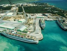 Lucaya (where the cruise ships dock) Freeport, Bahamas