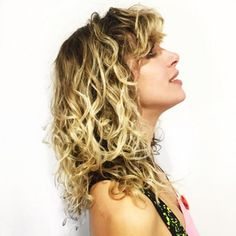The Coolest Haircuts From Around The World #refinery29  http://www.refinery29.com/hair-trends-paris-tokyo-london#slide-12  Not Another Salon, LondonThe Cut: Long and curly with bangsBest For: Fine to medium, naturally curly hairThe trick to mastering a long cut with bangs on curly locks lies in the shaping, but having hair that isn't too...