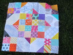 Stash Bee: Hive 5 October Block for Cyndi