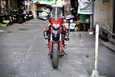 Ducati Hypermotard, Golf Bags, Motorcycle, Vehicles, Sports, Hs Sports, Motorcycles, Car, Sport