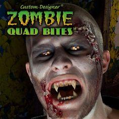 Custom Designer© Zombie Quad Bites™