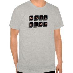 Mail Kimp T Shirts http://www.zazzle.com/mail_kimp_t_shirts-235386013193301431?rf=238675983783752015