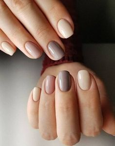 The advantage of the gel is that it allows you to enjoy your French manicure for a long time. There are four different ways to make a French manicure on gel nails. The choice depends on the experience of the nail stylist… Continue Reading → Nail Art Designs, Short Nail Designs, Simple Nail Designs, Elegant Designs, French Nails, Design Ongles Courts, Nail Care Routine, Gel Nails At Home, Nail Polish