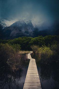 Path to Nethermountains