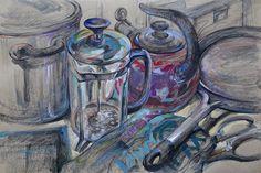 AP Central - Exams: 2014 Studio Art Drawing Portfolio Student Samples