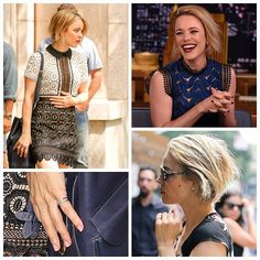 The lovely Rachel McAdams out and about in NYC and on @Fallontonight in our White Gold Diamond Dagger Midi Ring, worn as a pinky ring. ✨ Styled by the power duo Rob and Mariel.  #RachelMcAdams #TonightShow #JimmyFallon #NYC #RandM #MidiRing #PinkyRing #finejewelry #rachelkatzjewelry Shop it here www.rachelkatzjewelry.com/collections/dagger