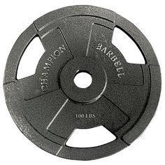 Shop a great selection of Champion Barbell Champion Olympic Grip Plate. Find new offer and Similar products for Champion Barbell Champion Olympic Grip Plate. Home Workout Equipment, Training Equipment, Fitness Equipment, Weight Training, Weight Lifting, Gym Workouts, At Home Workouts, Workout Routines, Best Home Gym