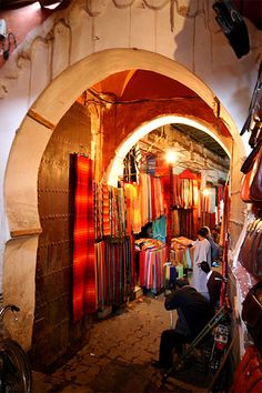 Marrakech, Maroc Fait !