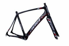 WIELBIKE FM-B076 carbon road/racing red frame