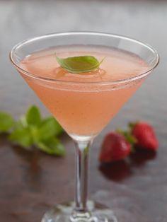Strawberry Basil Gimlet    Stolichnaya Vodka, Freshly Squeezed Lime Juice, House Made Strawberry Puree, Basil Leaves