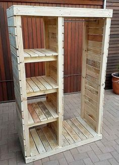 Wooden Pallet Crafts, Wooden Pallet Furniture, Diy Pallet Projects, Wooden Pallets, Wooden Diy, Furniture Projects, Rustic Furniture, Antique Furniture, Furniture Plans