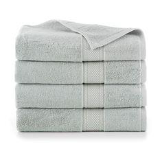 Grand Patrician Suites 4-pack Bath Towel Set, Green