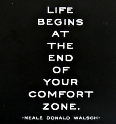 Let every workout take you outside of your comfort zone