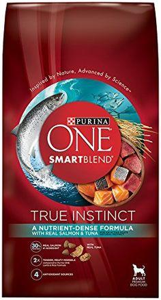 Purina ONE SmartBlend True Instinct Real Salmon