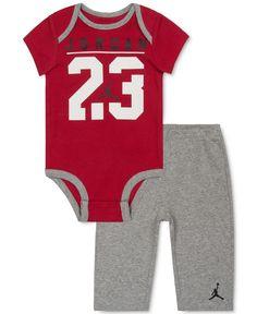 Jordan Baby Boys' 2-Piece Graphic Bodysuit & Pants Set