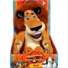 Looking for Madagascar Movie Animals? These gorgeous plush stuffed animal toys are just like the characters in all of the Madagascar movies, and...