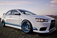 Mitsubishi Evolution X 311RS