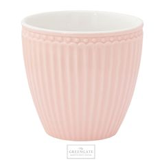 GreenGate Latte cup Alice pale pink SS16 #GreenGateOfficial