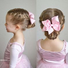 40 Adorable Little Girl Updos In search for cute little girl updo ideas? Here are 40 wonderful little girl updos for school and special occasions that you will surely love to try! Ballet Hairstyles, Flower Girl Hairstyles, Little Girl Hairstyles, Braided Hairstyles, Toddler Girls Hairstyles, Flower Girl Updo, Easy Hairstyle, Scarf Hairstyles, Natural Hairstyles