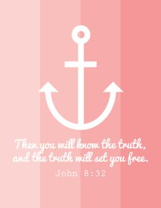 Oleander and Palm: Nautical Bible Verse Prints