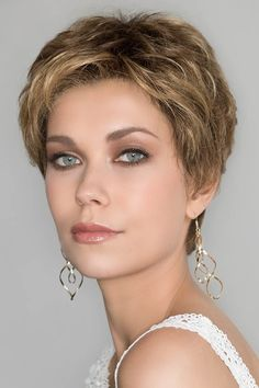 Air by Ellen Wille Wigs - Mono Top, Hand Tied, Lace Front Wig