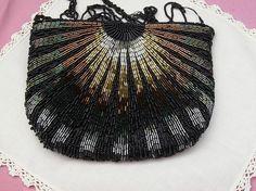 bead embroidery bag