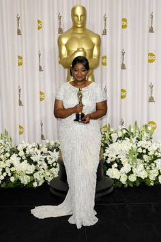First Oscar for Abu Dhabi: Octavia Spencer received Best Supporting Actress for her role in Abu Dhabi's Image Nation and Participant Media's co-production, The Help.
