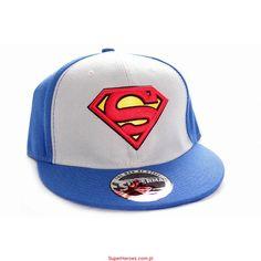 Czapka Superman z daszkiem