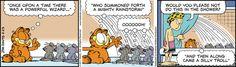 Garfield for 2/23/2017