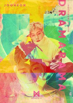 Jooheon! #1IndividualPhoto #PieceOfProtocolTerminal #MonstaX