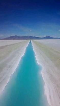 Utah Vacation, Vacation Places, Vacation Spots, Salt Flats Utah, Booneville Salt Flats, Lake Tekapo, Arizona Travel, Beautiful Places To Travel, Road Trip Usa