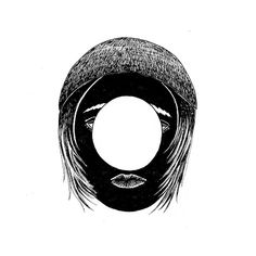 O is for Olive run through with an awl. 36 Days Of Type, Pop Punk, Blackwork, Alphabet, Letters, Ink, Logos, Drawings, Illustration