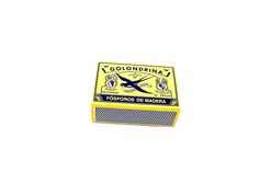 Pack of 3 swallow matchboxes