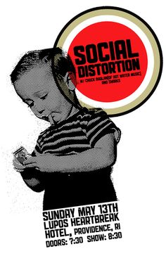 Social Distortion..... Mike Ness is still fantastic! Would <3 to see them come to Florida :)